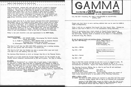 Gamma Newsletter